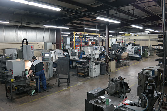 Full Machine Shop